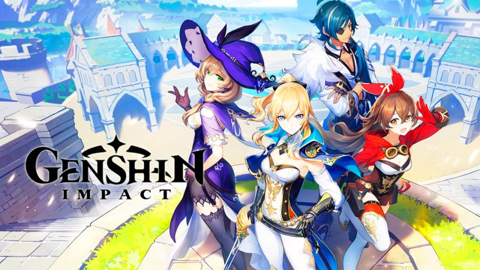 Genshin Impact Preview 1