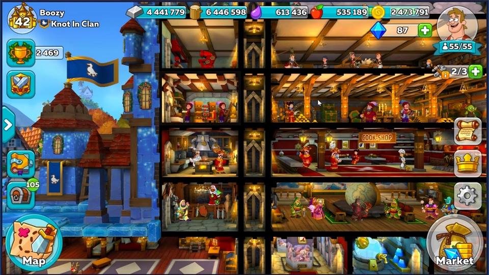 Hustle Castle Preview 2