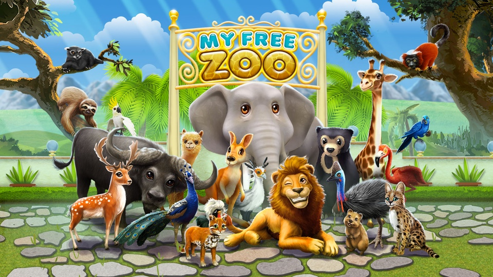 My Free Zoo Preview 1