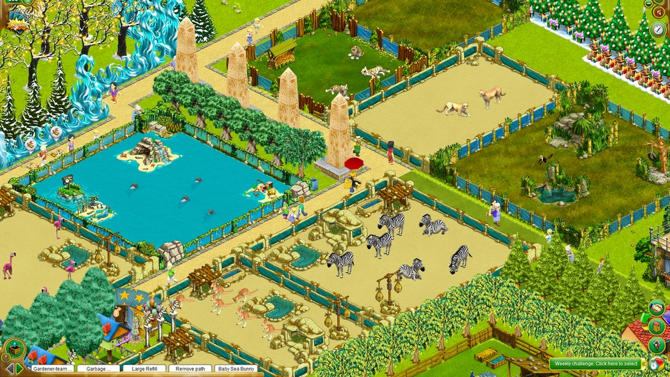My Free Zoo Preview 3