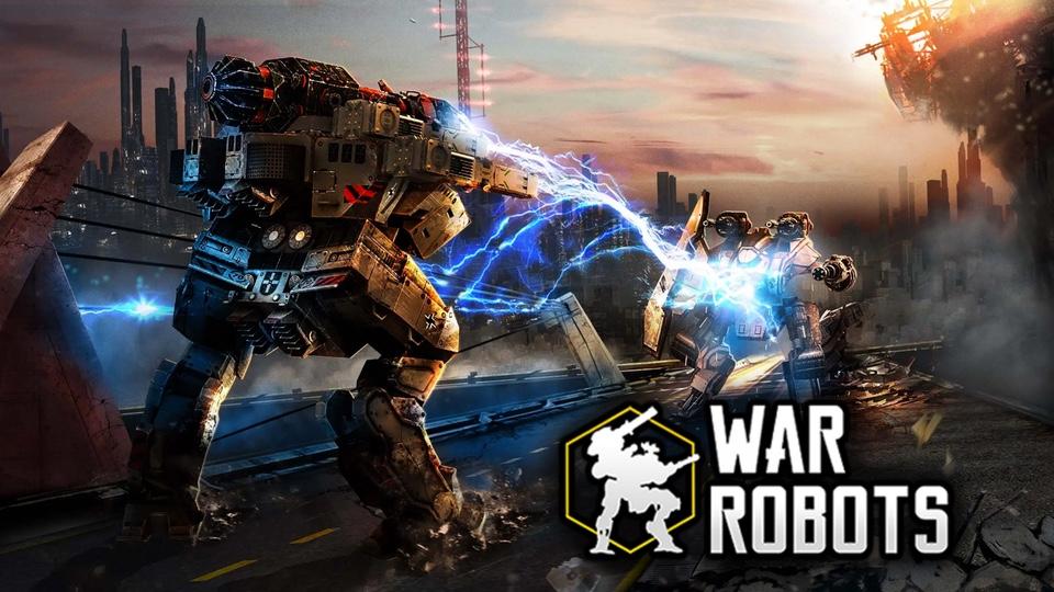 War Robots Preview 1