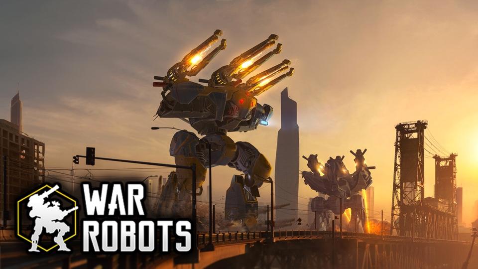 War Robots Preview 2