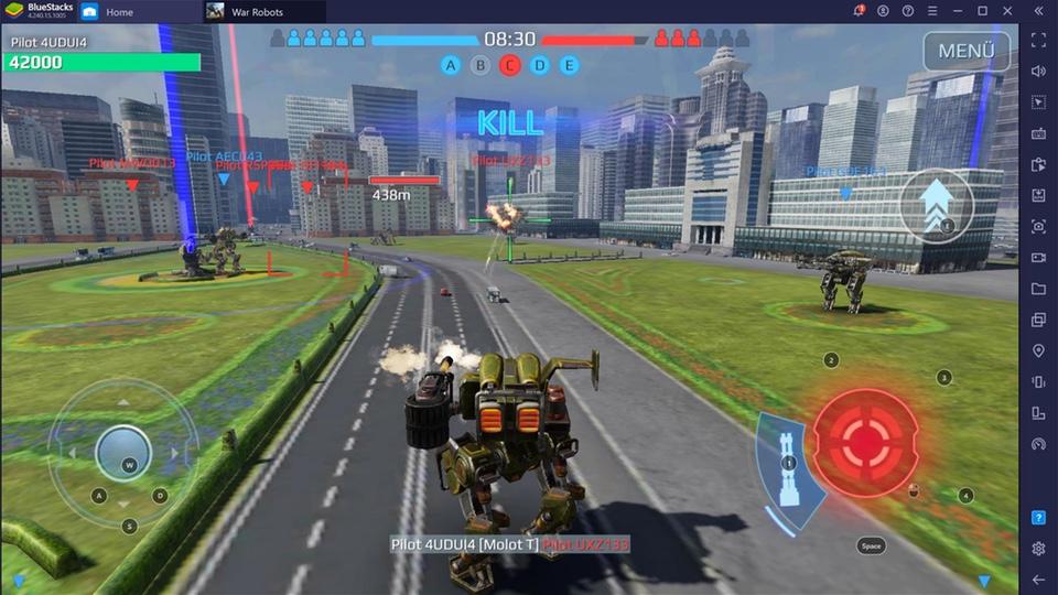 War Robots Preview 3