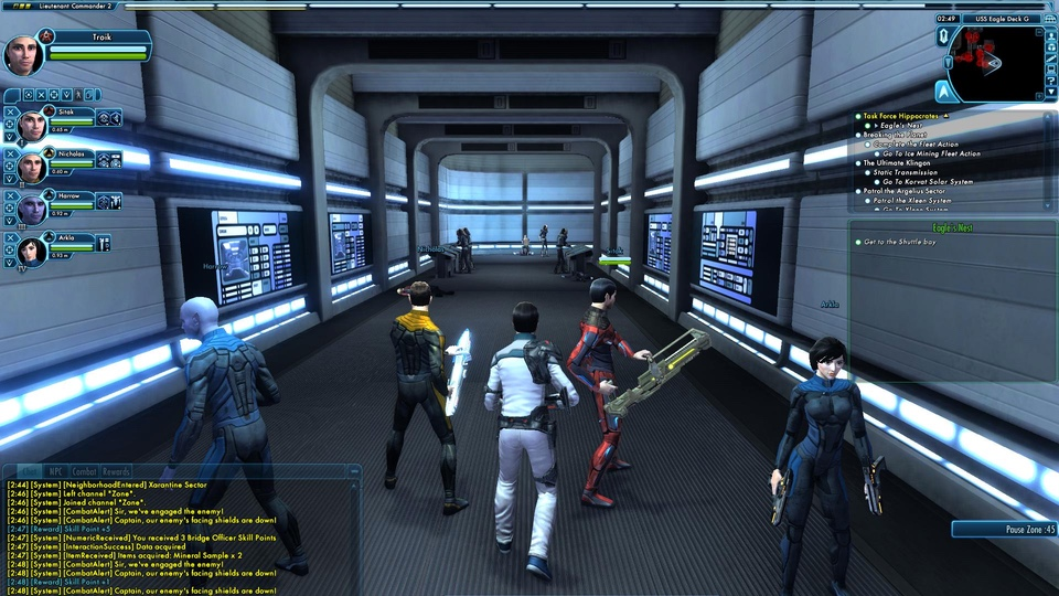 Star Trek Online Preview 2