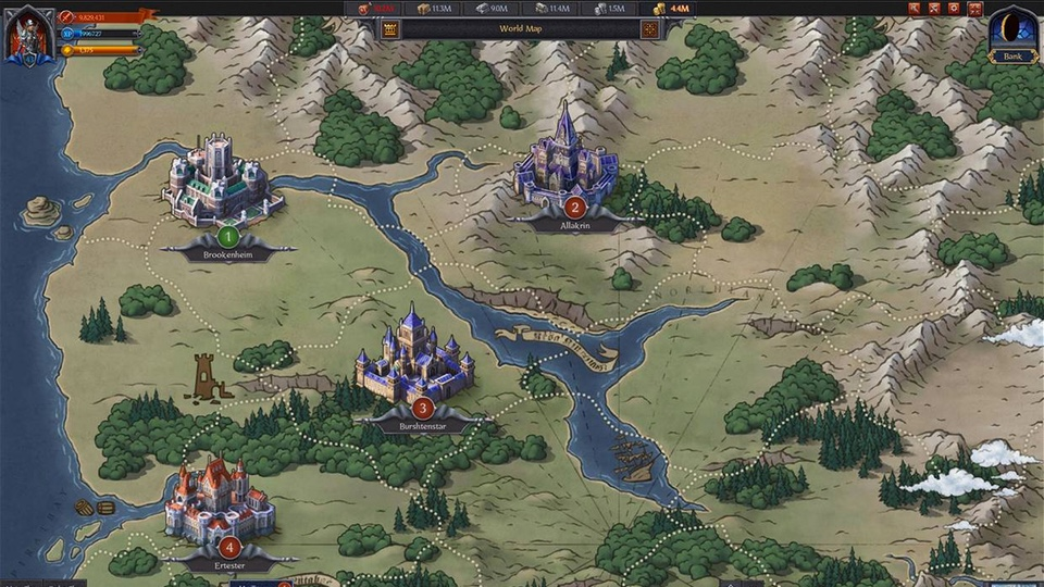 Throne: Kingdom at War Preview 2