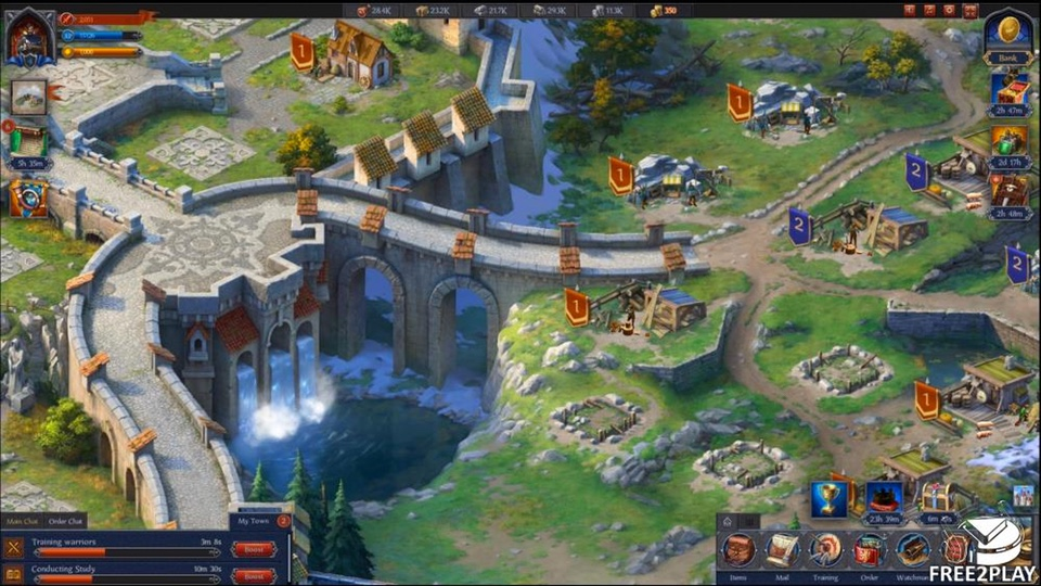 Throne: Kingdom at War Preview 4