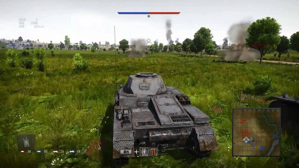 War Thunder Preview 2