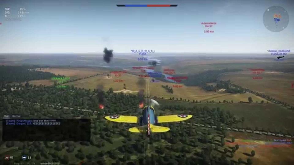 War Thunder Preview 3