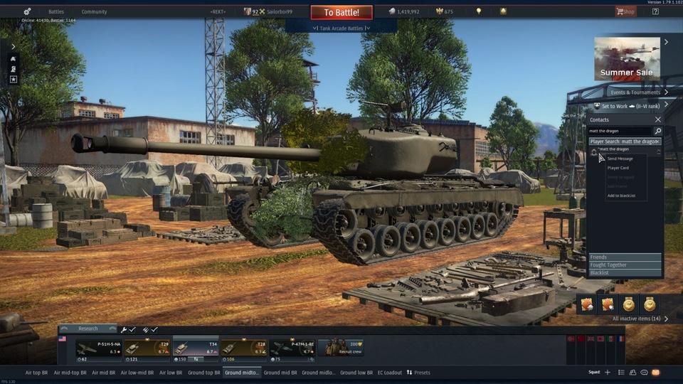 War Thunder Preview 4