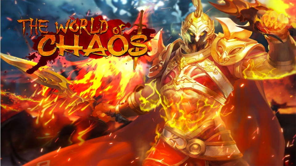 World of Chaos Preview 1