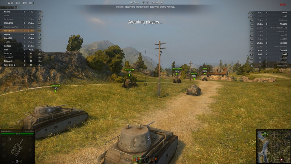 World of Tanks Preview 3
