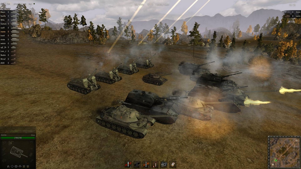 World of Tanks Preview 4