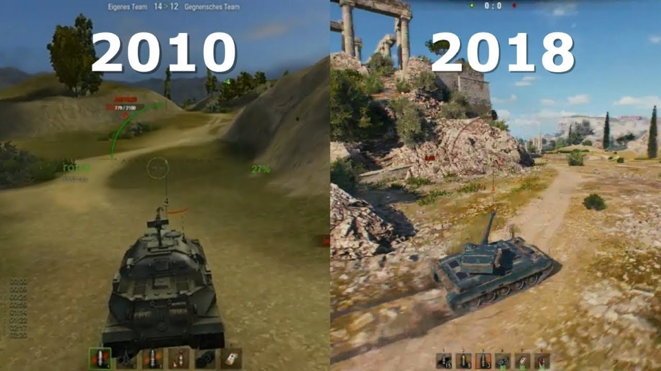 World of Tanks Preview 5
