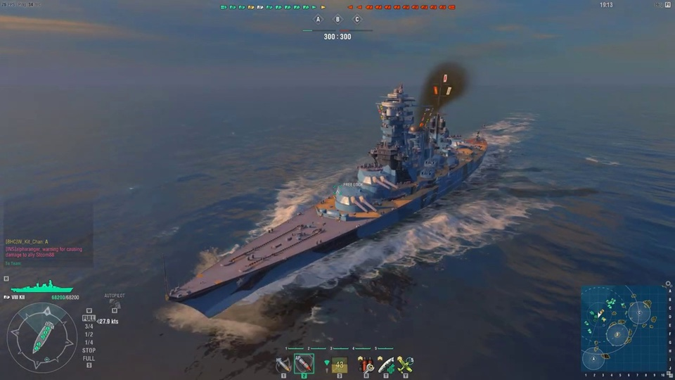World of Warships Preview 3