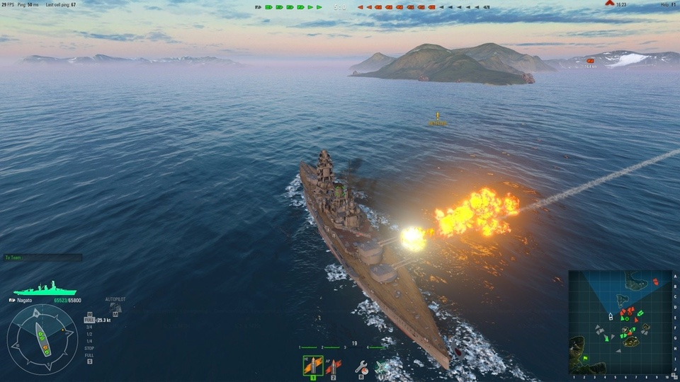 World of Warships Preview 4