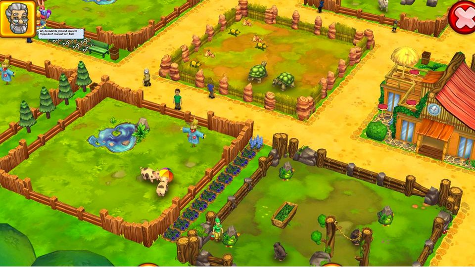 Zoo2: Animal Park Preview 2
